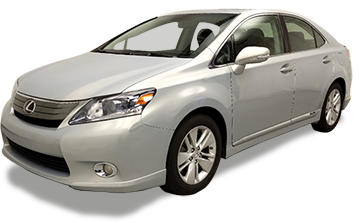 Lexus HS250h Accessories