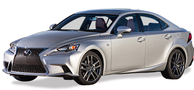 Lexus IS350 Accessories