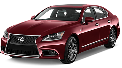 Lexus LS460 Accessories