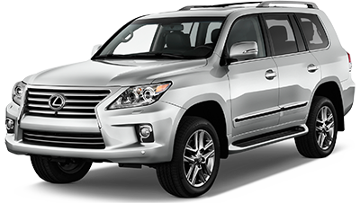 Lexus LX570 Accessories