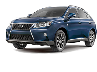 Lexus RX350 Accessories