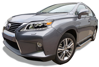 Lexus RX450h Accessories