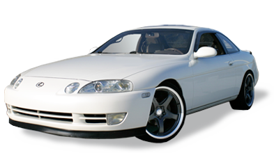 Lexus SC300 Accessories