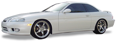 Lexus SC400 Accessories