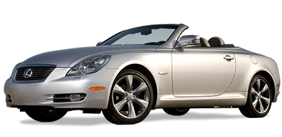 Lexus SC430 Accessories