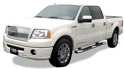 Lincoln Mark LT Accessories