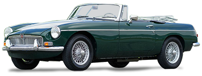 MG MGB Accessories