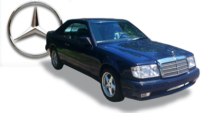 Mercedes-Benz 300CE Accessories
