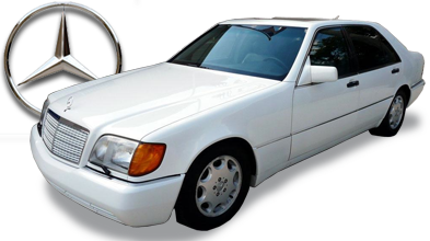 Mercedes-Benz 300SE Accessories