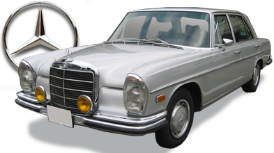 Mercedes-Benz 300SEL Accessories