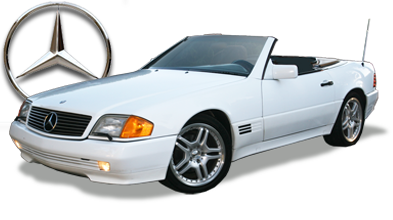 Mercedes-Benz 500SL Accessories