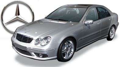 Mercedes-Benz C55 AMG Accessories