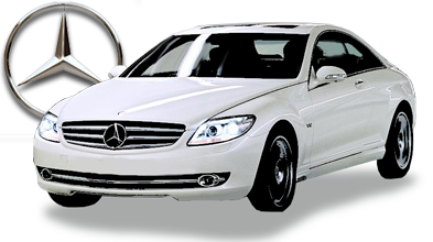 Mercedes-Benz CL600 Accessories