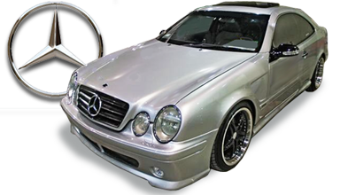 Mercedes-Benz CLK430 Accessories