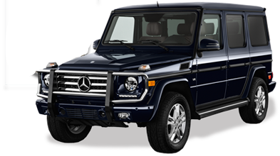Mercedes-Benz G550 Accessories