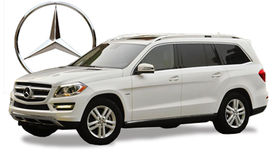 Mercedes-Benz GL350 Accessories