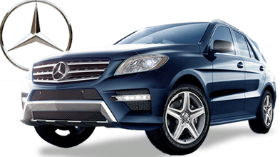 Mercedes-Benz ML350 Accessories