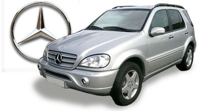 Mercedes-Benz ML430 Accessories