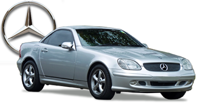 Mercedes-Benz SLK320 Accessories