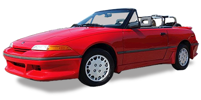 Mercury Capri Accessories