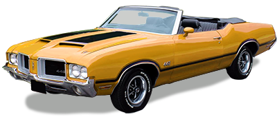 Oldsmobile Cutlass Accessories