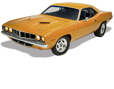 Plymouth Barracuda Accessories