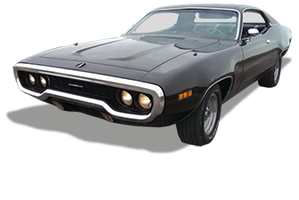 Plymouth Satellite Accessories