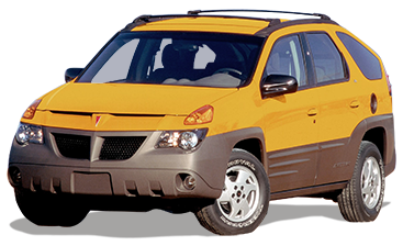 Pontiac Aztek Accessories