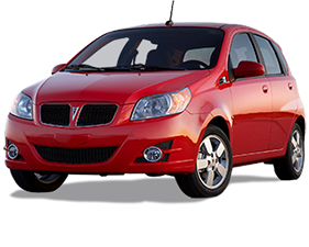 Pontiac G3 Accessories