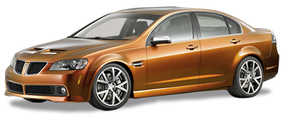 Pontiac G8 Accessories