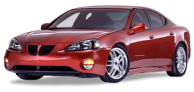 Pontiac Grand Prix Accessories