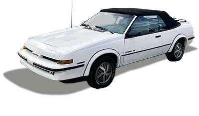 Pontiac Sunbird Accessories