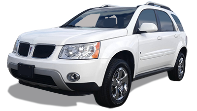 Pontiac Torrent Accessories