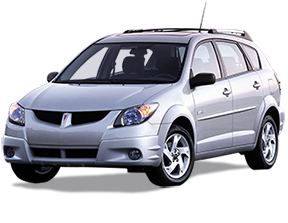 Pontiac Vibe Accessories