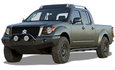 Suzuki Equator Accessories