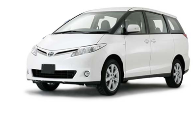 Toyota Previa Accessories