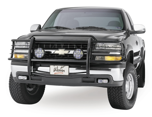 Westin Brush Guard For Silverado Html Autos Weblog