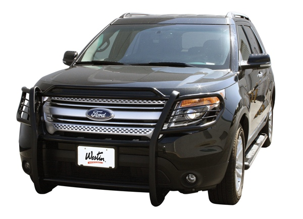 2011 2018 Ford Explorer Westin Sportsman 1piece Grille