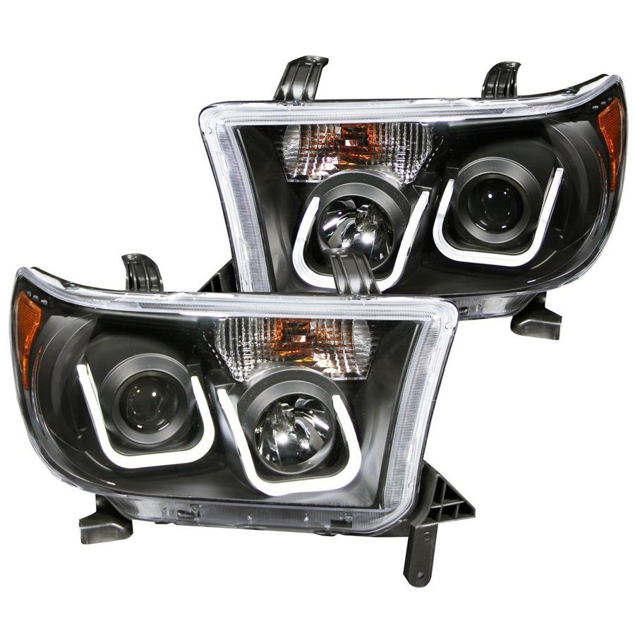 2007 2013 toyota tundra anzo headlights anzo 111294 for Garage toyota lens
