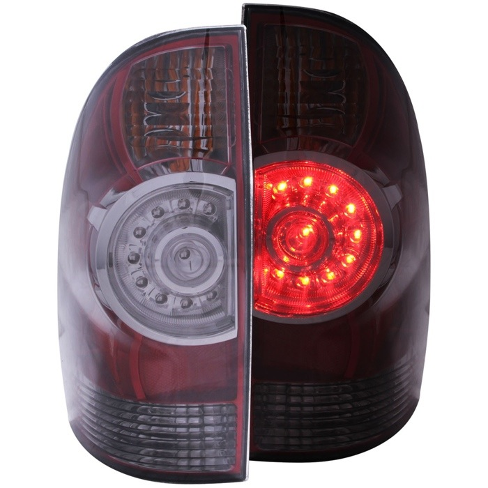 2005 2015 toyota tacoma anzo led tail lights anzo 311151. Black Bedroom Furniture Sets. Home Design Ideas