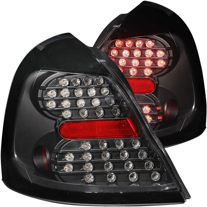 2004 2008 pontiac grand prix anzo led tail lights anzo. Black Bedroom Furniture Sets. Home Design Ideas