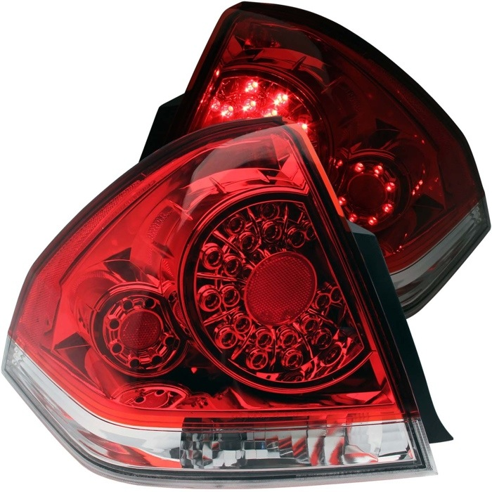 2006-2013 Chevy Impala Anzo Led Tail Lights