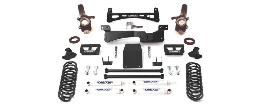 Fabtech lift kit fabtech suspension system