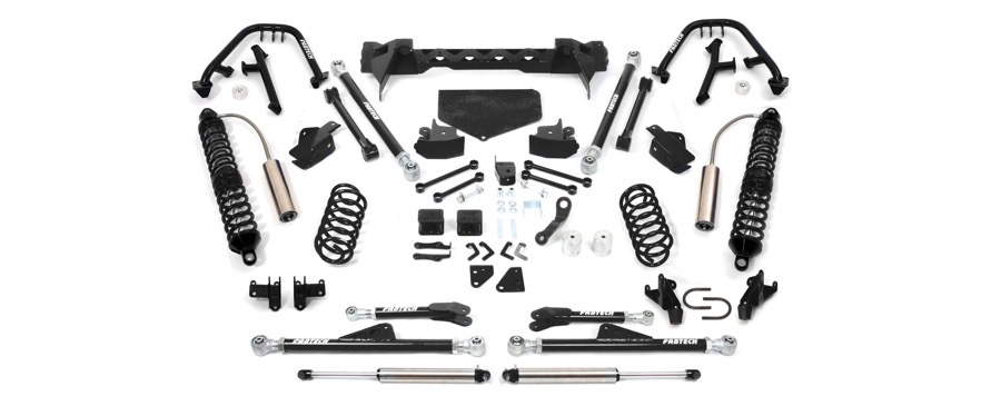 2012-2015 jeep wrangler fabtech lift kit