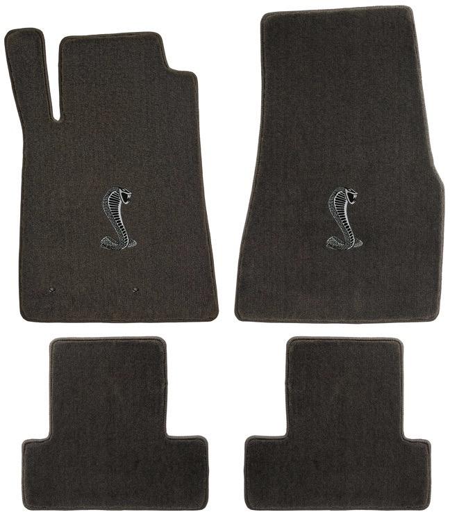 2005 2010 ford mustang lloyd mats mustang logo floor mats for 03 cobra floor mats