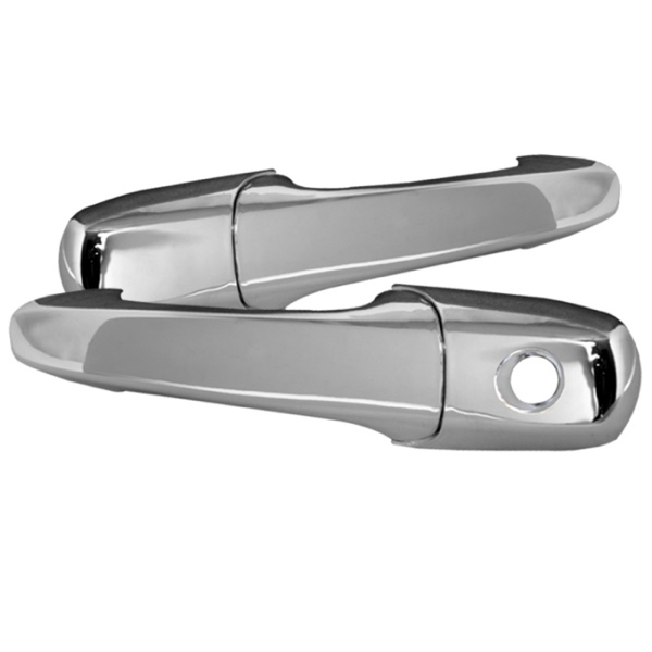 Spyder Door Handle Covers Chrome Accessories By Spyder