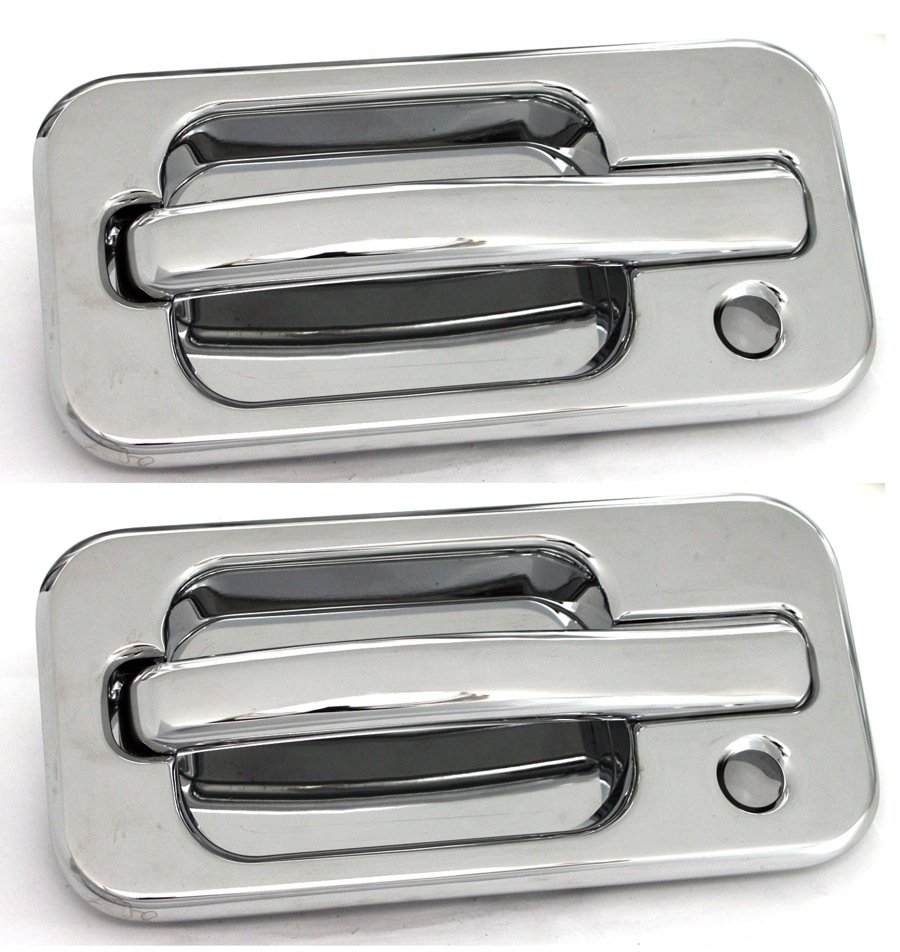 Chrome Door Handles Free Shipping Price Match Guarantee