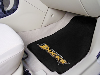 Coverking Custom Fit Front Floor Mats for Select Acura RL Models Nylon Carpet Black