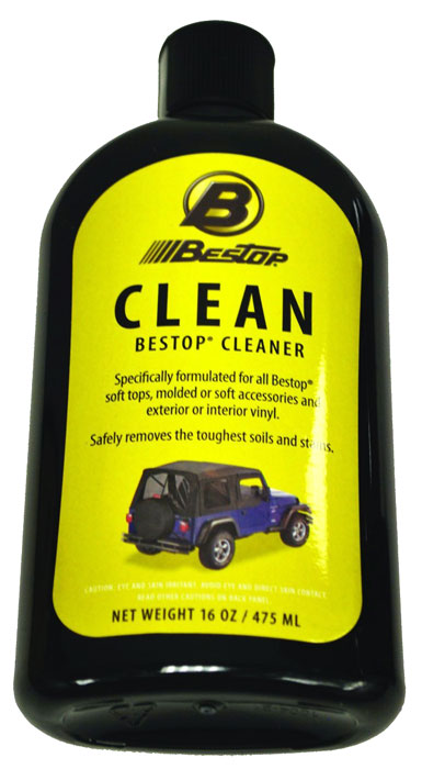 Jeep Soft Top Cleaner And Protectant Bestop Cleaner & Protectant11201-00