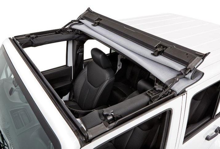 2007 2018 Jeep Wrangler Bestop Sunrider Soft Top Bestop